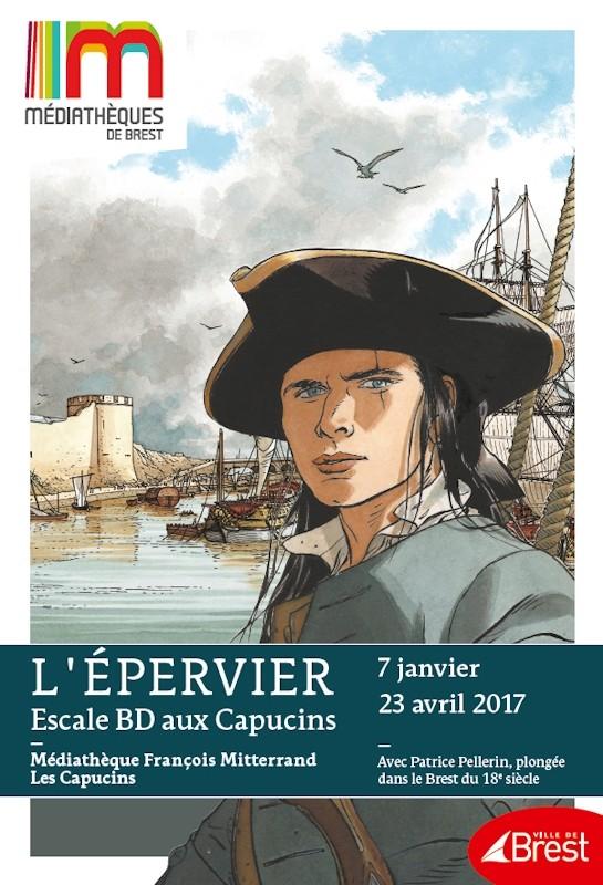 Expo L'Épervier à Brest Epervi10