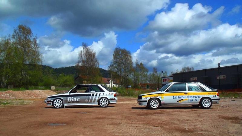 Ce que les Renault 9 et Renault 11 ont apporté à l'automobile ? - Page 2 15591510