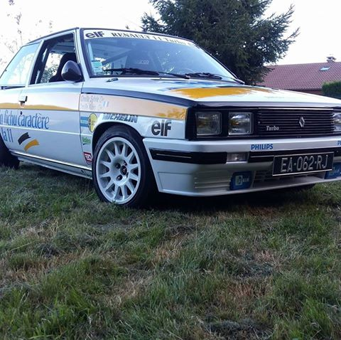 Renault 9 Turbo et Renault 11 Turbo Franck10