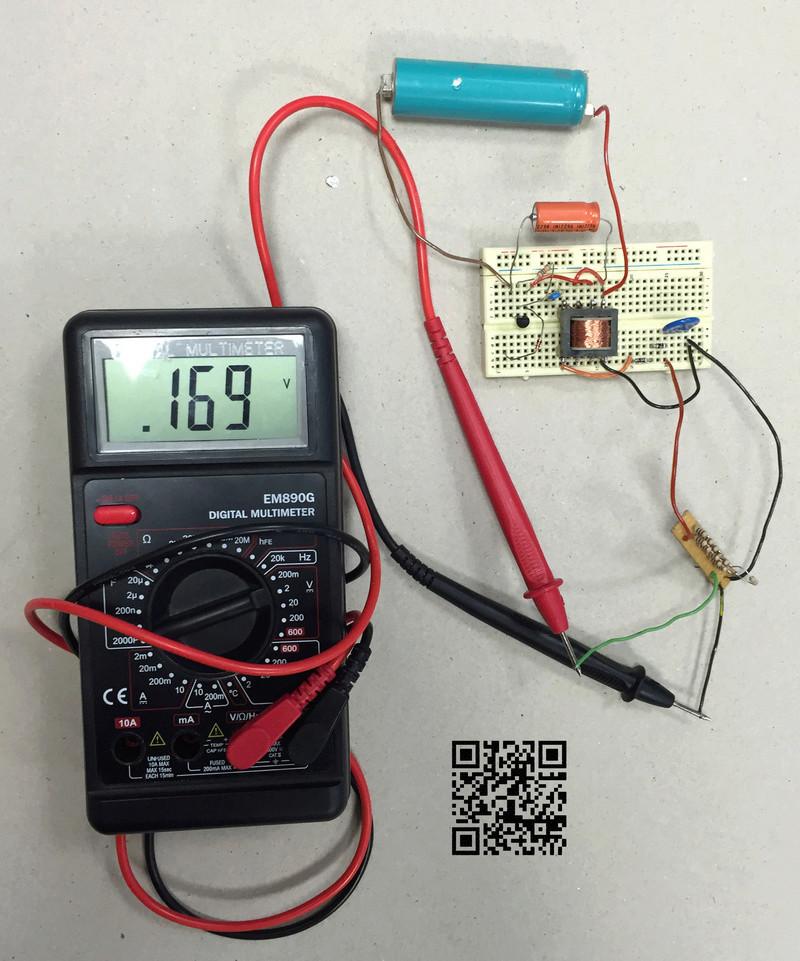 Un projet de compteur geiger à transistors - Page 2 Ht12