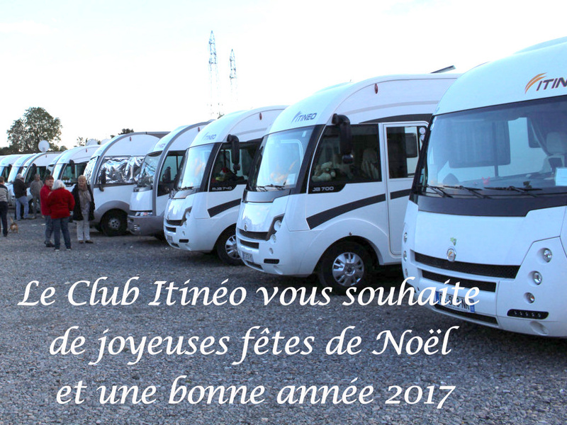 ITINEO NEW'S - Décembre 2016 -Bulletin d'infos d'ITINEO le Club N° 13 Voeux210