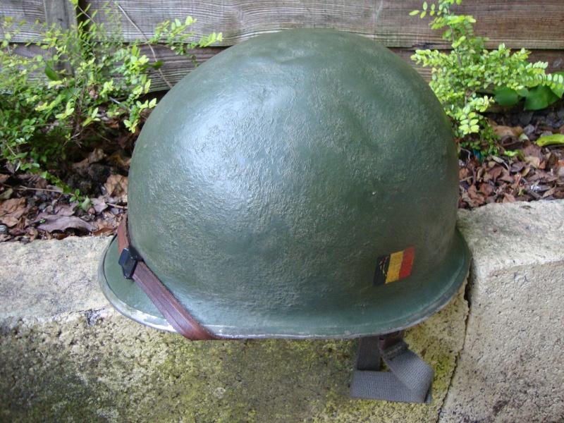 Belgium M-51 Helmet Dsc08810