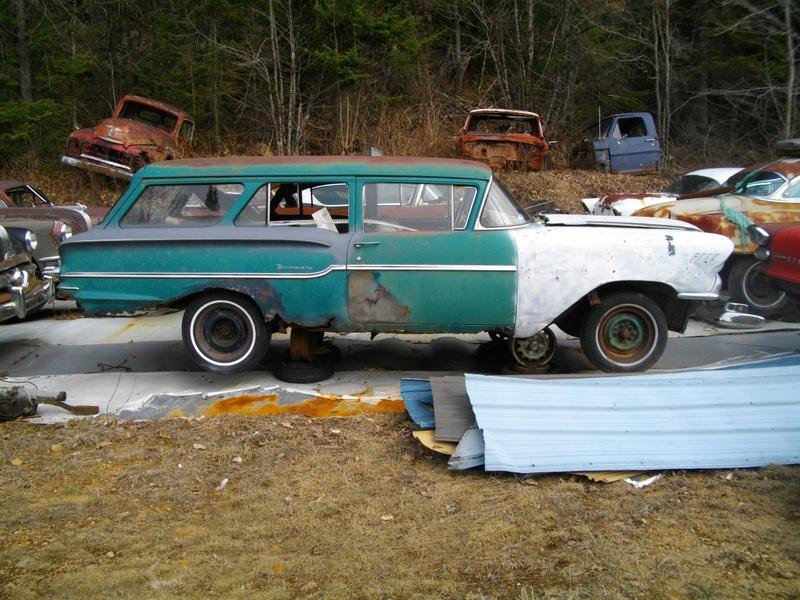 st wagon gm   Chevro10