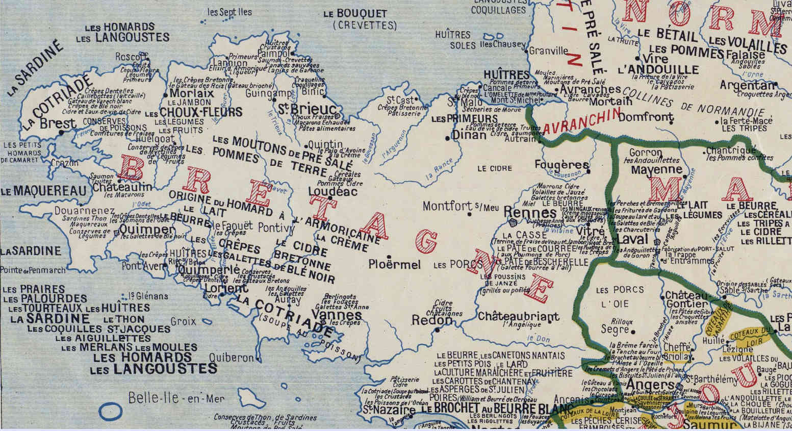 la Bretagne gastronomique Bretag10