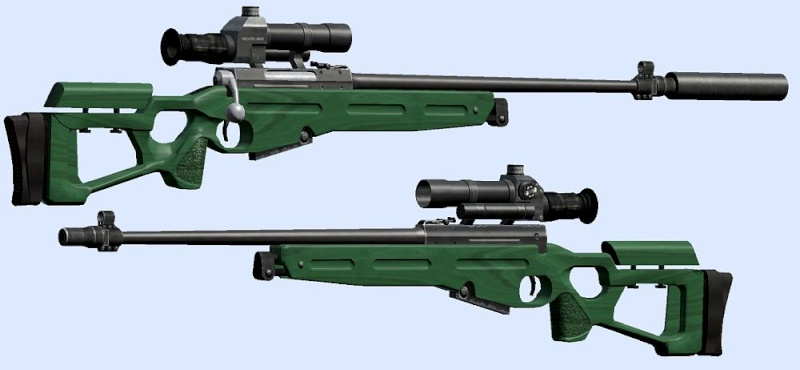 AVA Weapons Sv9810
