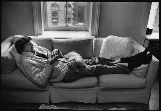 Les auteurs et leurs canins. Kurt-v10