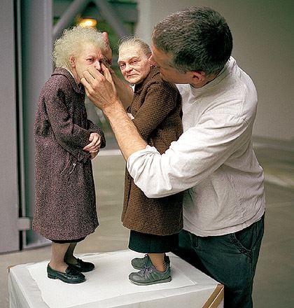Ron Mueck [sculpteur] Mueck410