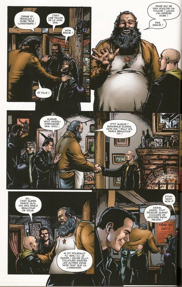 [Comic] Garth Ennis & Darick Robertson (The boys) Planch10
