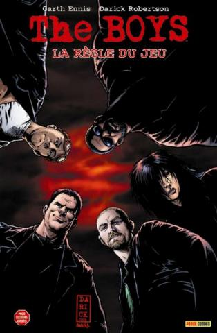 [Comic] Garth Ennis & Darick Robertson (The boys) The_bo10