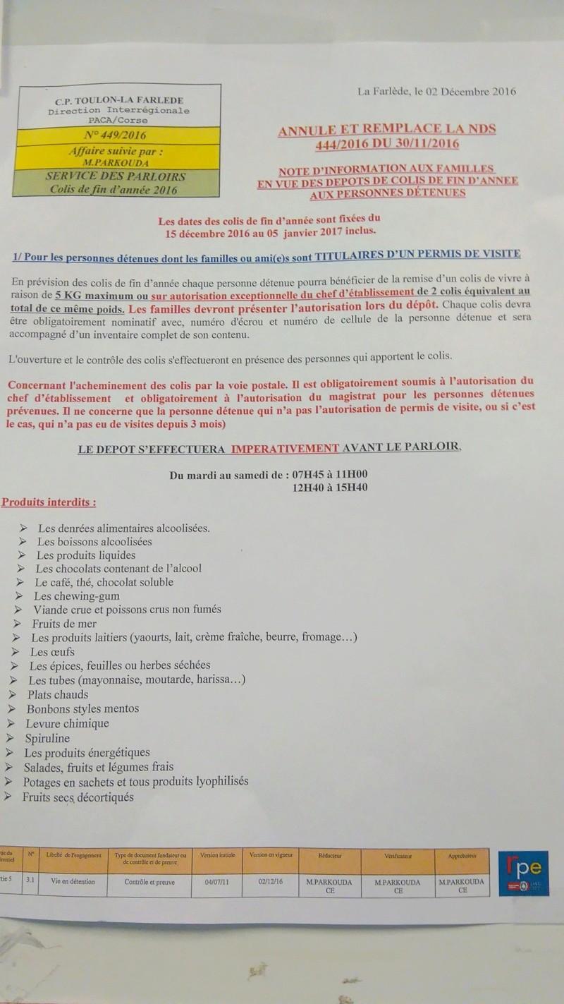 Etablissement Pénitentiaire - Centre Pénitentiaire / Toulon Farlède - Page 2 Dsc_0015