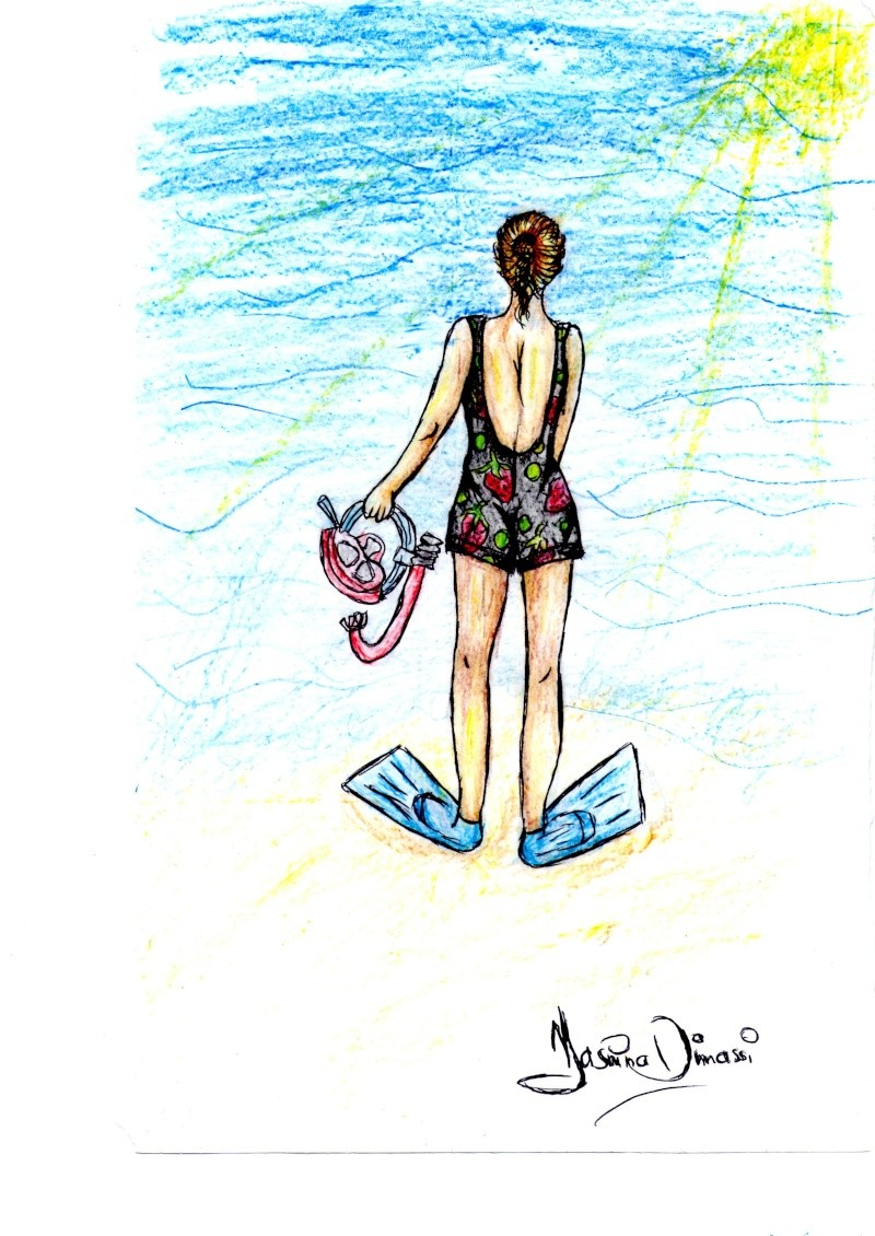 """ Je dessine et je partage ♥ "" Img00610"