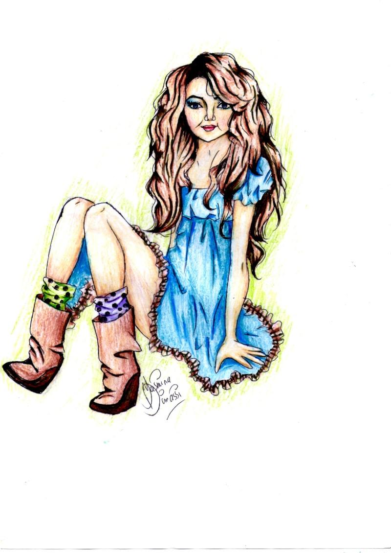 """ Je dessine et je partage ♥ "" Img01810"