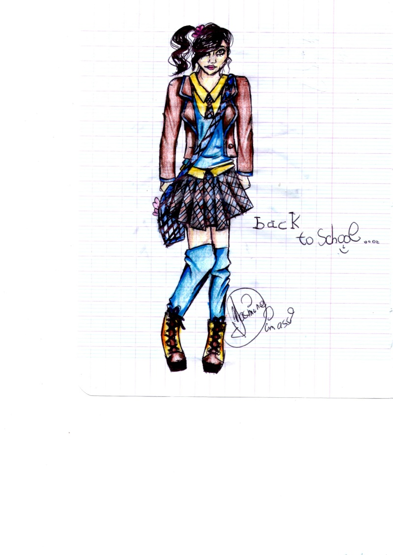 """ Je dessine et je partage ♥ "" Img02010"