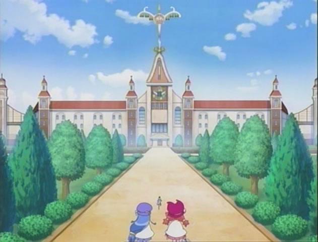 Castelo dos Episodios - Fushigiboshi no Futago Hime Gyu! Fhscho10