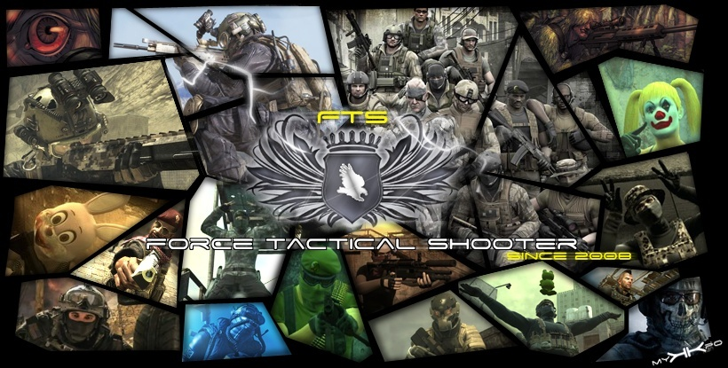 Force Tactical Shooter - [FTS]