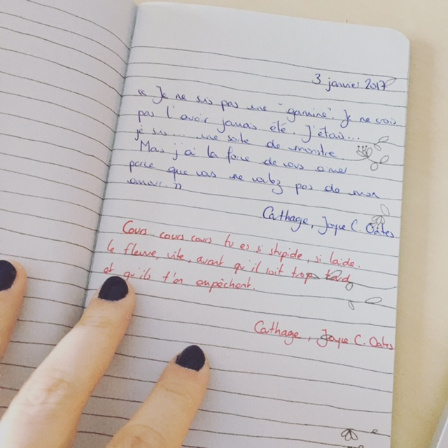 Marque ta page - Page 2 Carnet12