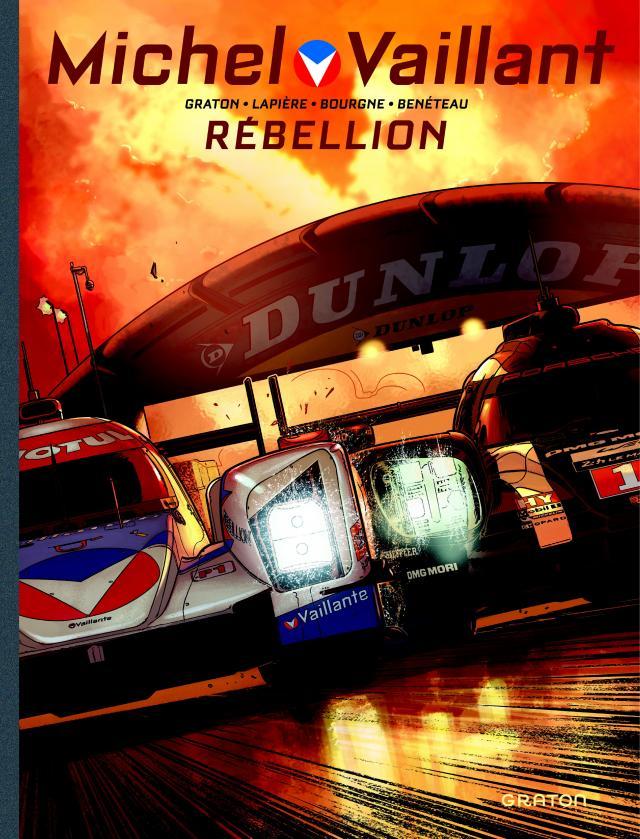 L'Automobile et la Bande Dessinée  - Page 4 Rebell10