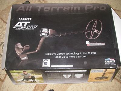 Garrett AT PRO  14326111