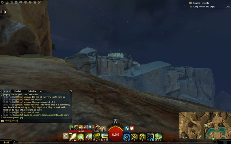 Guild Hall spot claiming Commun11