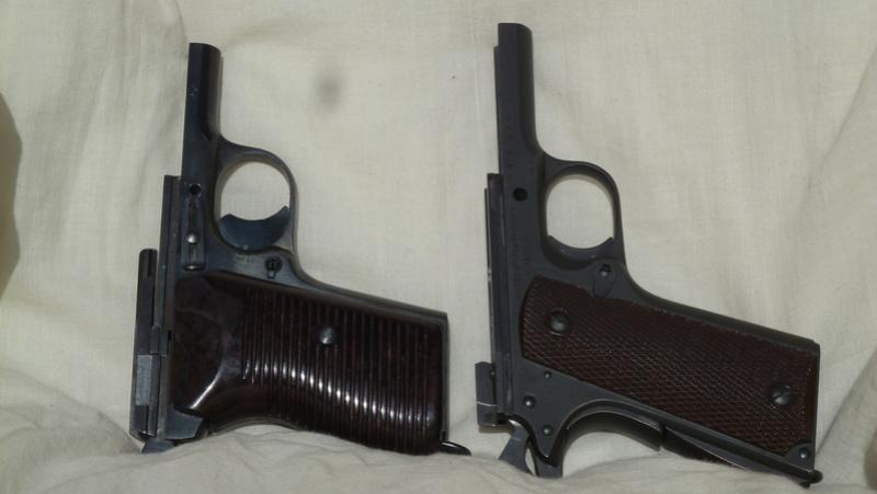 TOKAGYPT 9mm Parabellum descendant du TOKAREV TT-33 P1060415