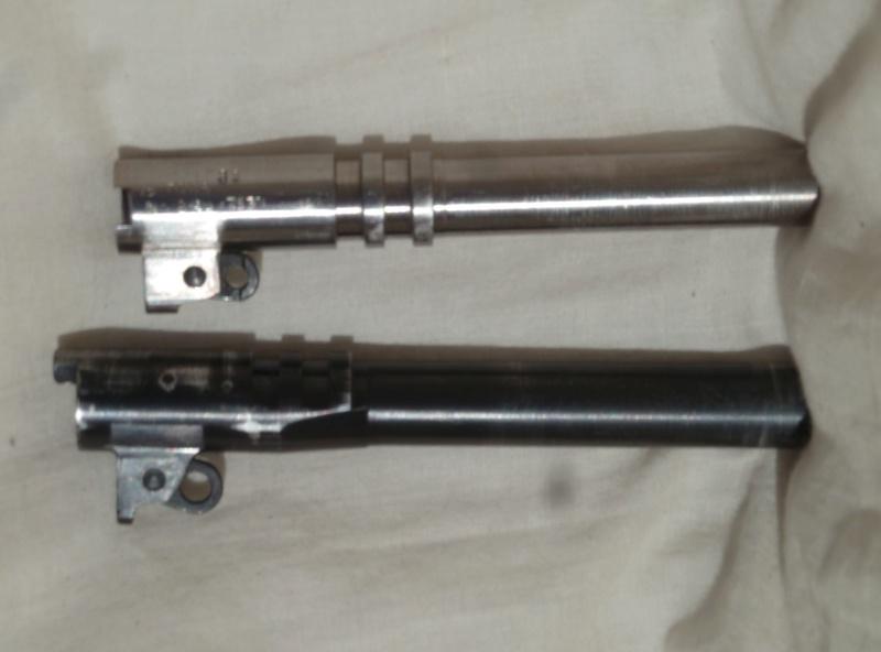 TOKAGYPT 9mm Parabellum descendant du TOKAREV TT-33 P1060416