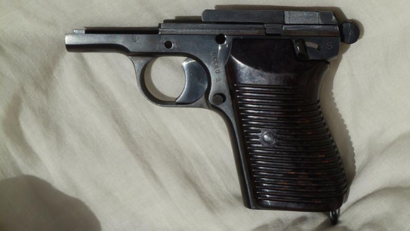 TOKAGYPT 9mm Parabellum descendant du TOKAREV TT-33 P1060418