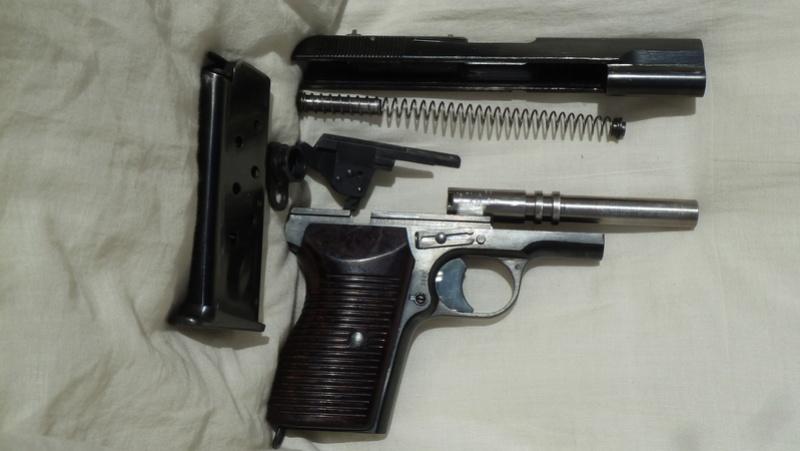 TOKAGYPT 9mm Parabellum descendant du TOKAREV TT-33 P1060420