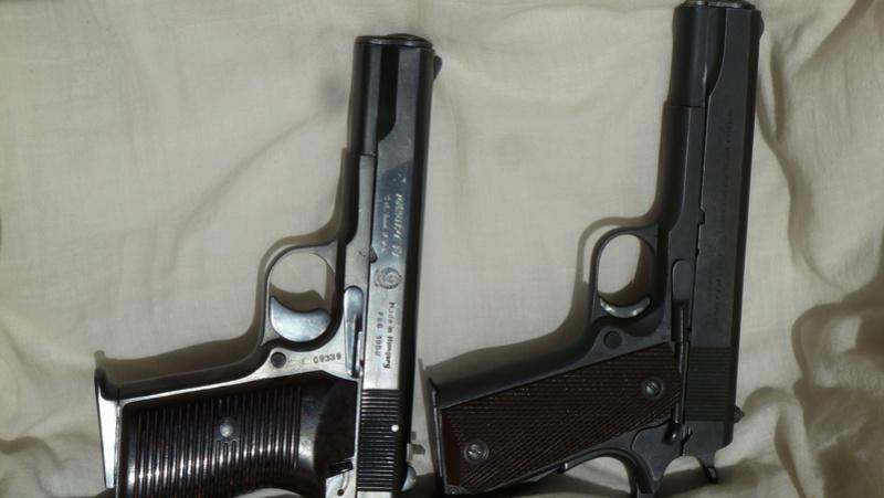 TOKAGYPT 9mm Parabellum descendant du TOKAREV TT-33 P1060421