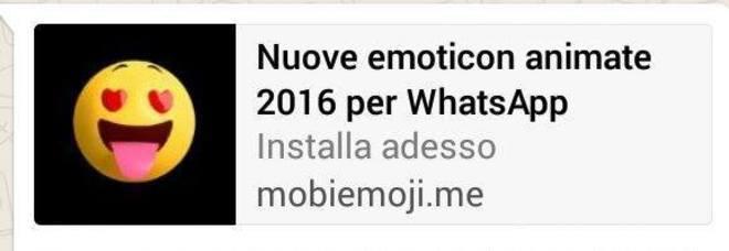 Virus nuove emoticons che gira su Whatsapp! - Pagina 2 14757710
