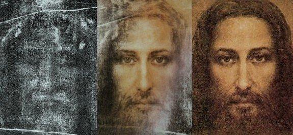 Gesù Cristo nella sindone 58278610