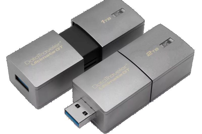 Chiavetta USB Più Capiente Al Mondo Kingst10