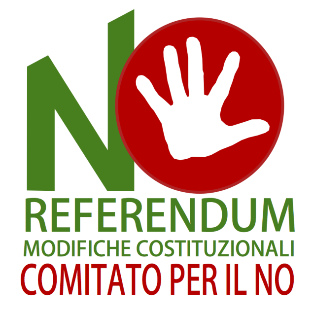 Referendum Costituzionale: Sì o No? Logo-c10