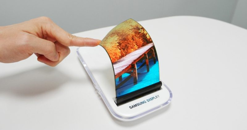 Samsung Galaxy X: Primo Smartphone Pieghievole Samsun10