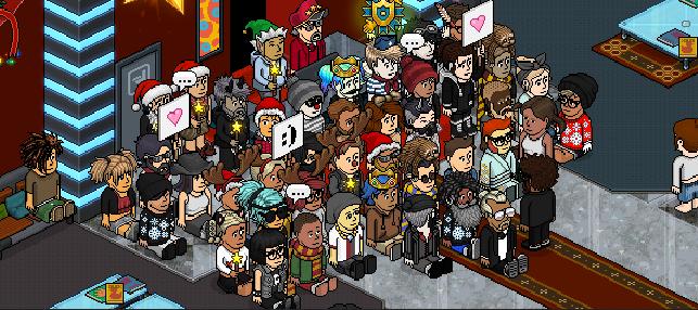 [ALL] Area di Benvenuto a tema Natale 2016 Scherm17