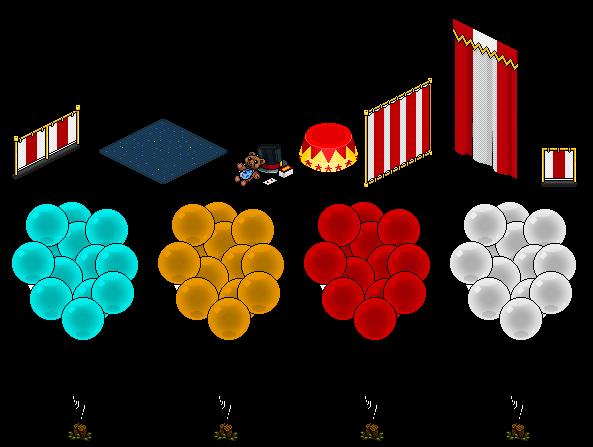 Alterazioni furni circo by Habbo Templarios Scherm39