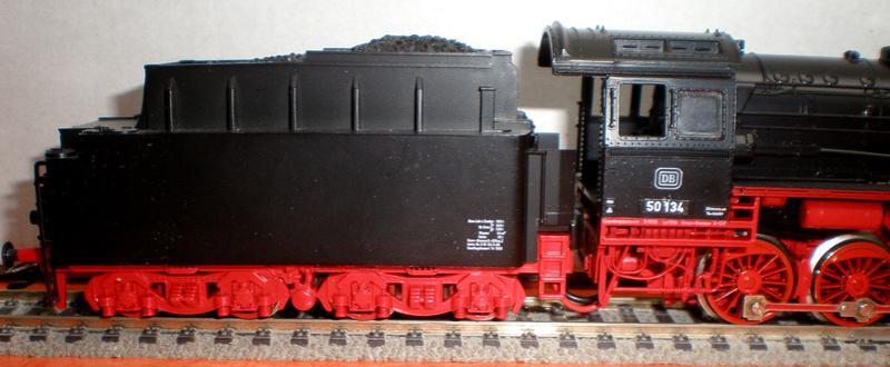 Fleischmann BR 50 mit großen Tender T 34 50_13442