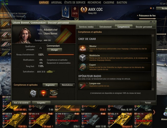 World of Tanks Comman11