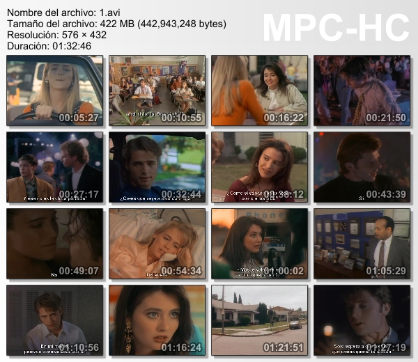 [Retro] Beverly Hills, 90210 [1990][Subs Español][Openload][MEGA][Ver Online] 1_avi_10