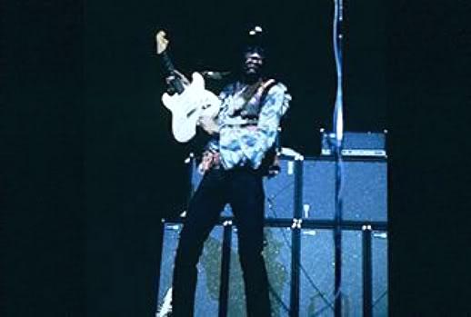 New York (Hunter College) : 2 mars 1968 [Second concert]     Hunter10