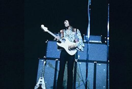 New York (Hunter College) : 2 mars 1968 [Second concert]     Hunter11