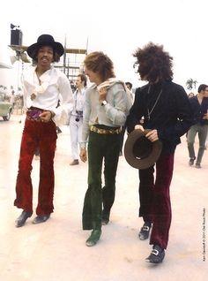 Miami (Miami Pop Festival) : 18 mai 1968 [Premier concert] Jimi_m20