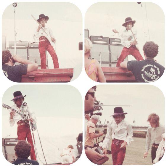 Miami (Miami Pop Festival) : 18 mai 1968 [Premier concert] Jimi_m23