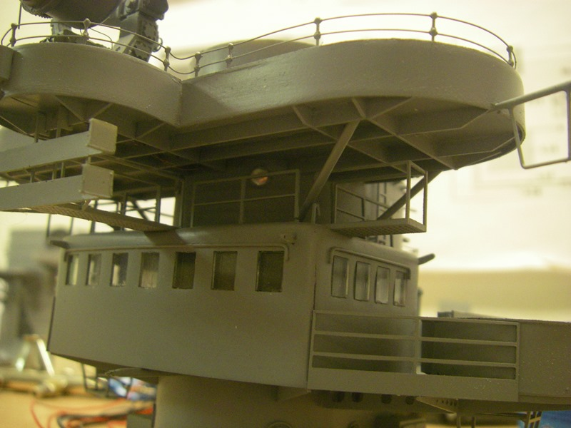 Bau der Bismarck in 1:100  - Seite 6 Imgp9113