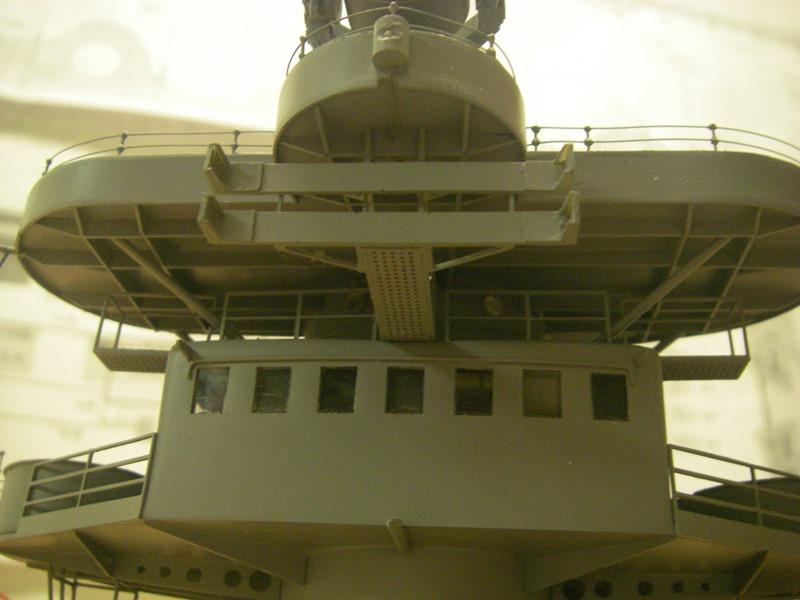 Bismarck 1:100 nur die Aufbauten  - Seite 6 Imgp9114