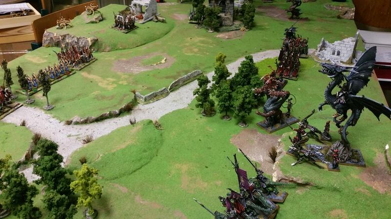La tour de sang - Un combat elfique fratricide Panora10
