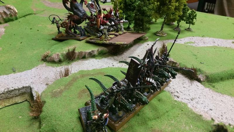 La tour de sang - Un combat elfique fratricide Sf10