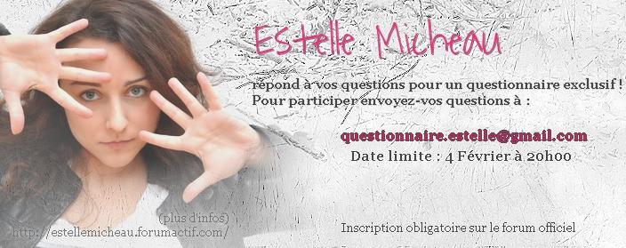 Questionnaire exclusif ! 17020610