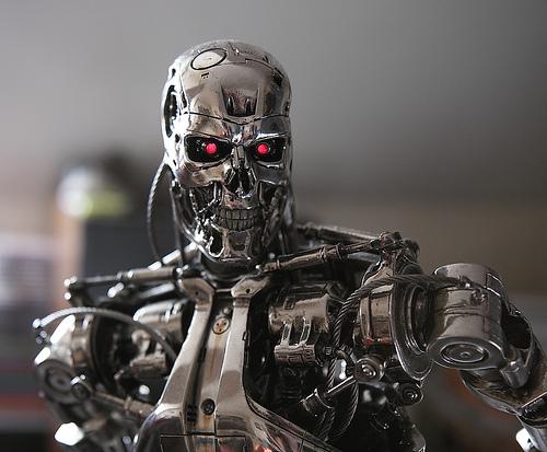 Most Badass Robot T-80010