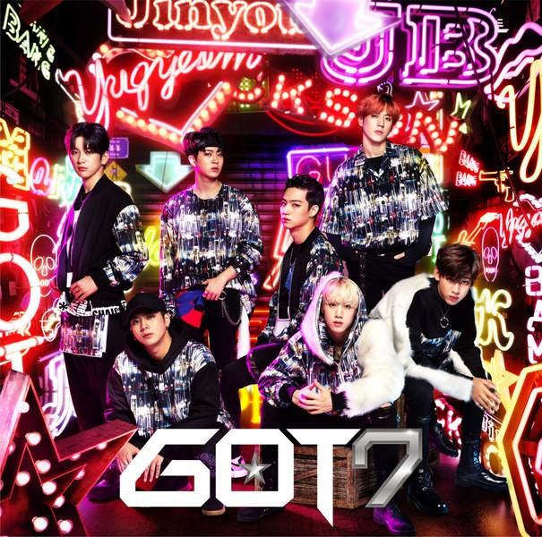 GOT7 Hey Yah Japonesa [Descarga] Gto10