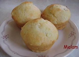 Muffins à l'ananas et raisins Muffin10